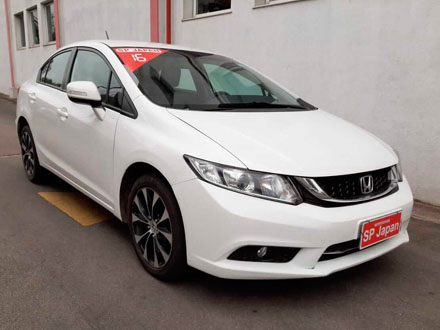 CIVIC LXR AT