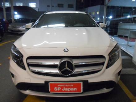 GLA 200 STYLE 1.6 AT